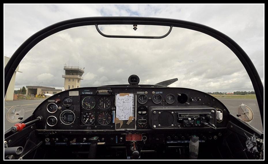 Voltige aérienne - Cockpit Cap 10