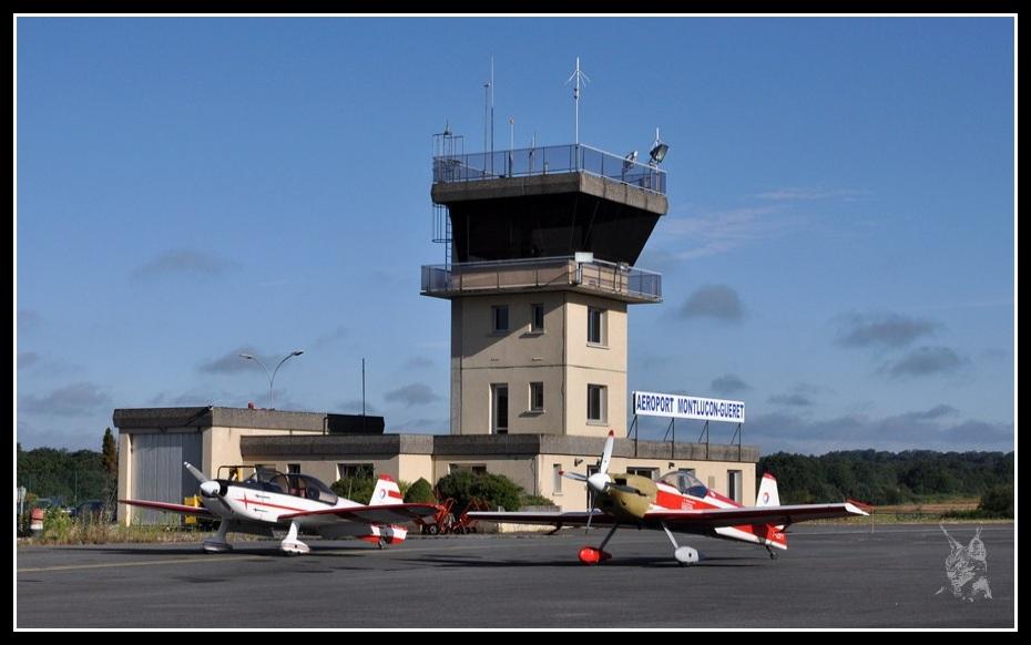 CAP 10 et CAP 232 de l'Amicale de Voltige Aérienne à LFBK