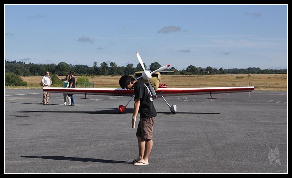 Voltige aérienne - préparation mentale au vol
