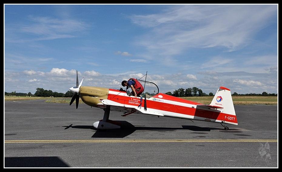 Voltige aérienne - Cap 232 de l'AVA