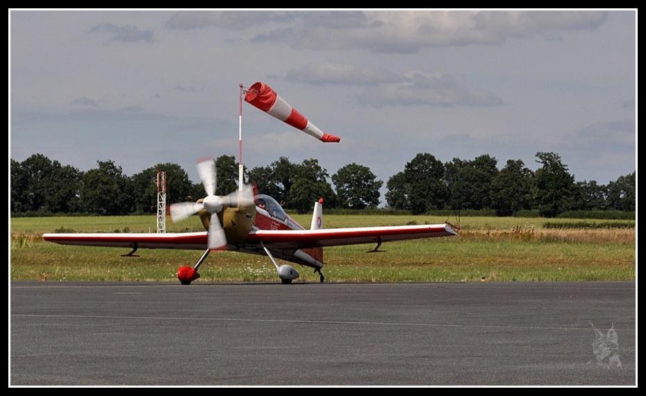 Voltige aérienne - Cap 232 de l'AVA à Montluçon