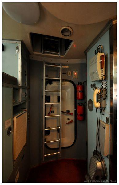 Base nucléaire soviétique en Ukraine - Le bunker de tir des missiles