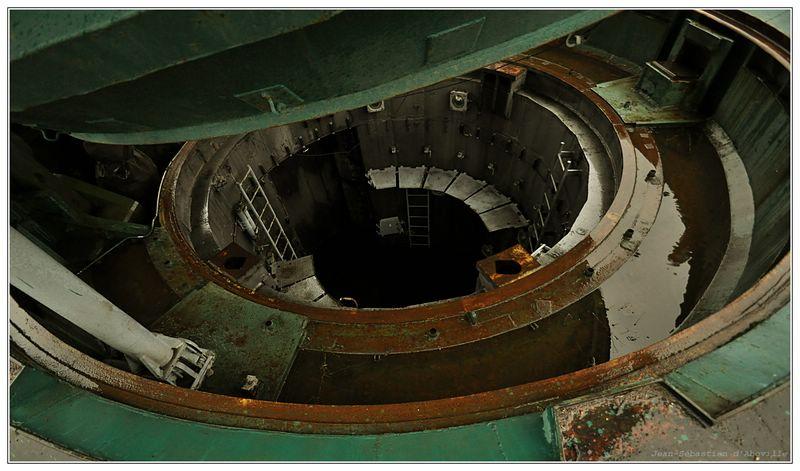 Ukraine - Ancienne base nucléaire Russe (URSS) de Pervomaisk - Silo de missile SS-18 Satan