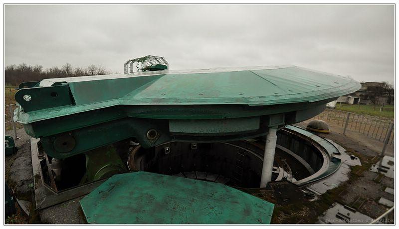 Base nucléaire Sovietique en Ukraine, Pervomaisk - Un silo à missiles