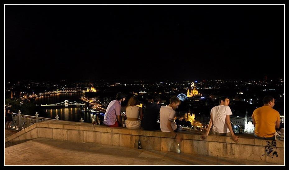 Budapest - Vue de la citadelle