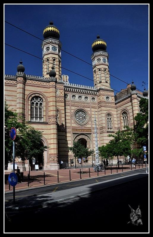 Budapest - La grande synagogue
