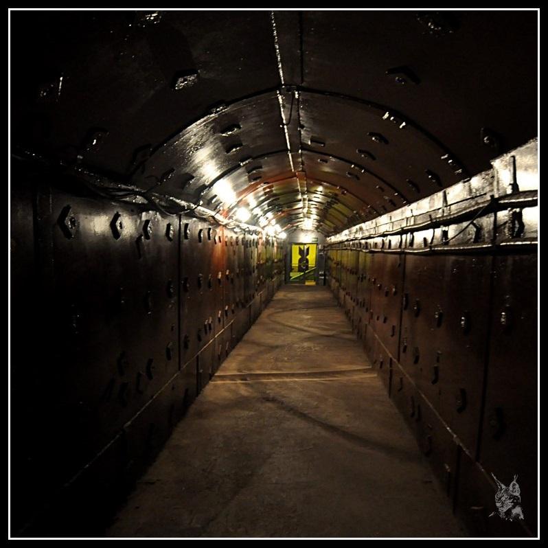 Le bunker 42 - Moscou - Musée de la Guerre Froide