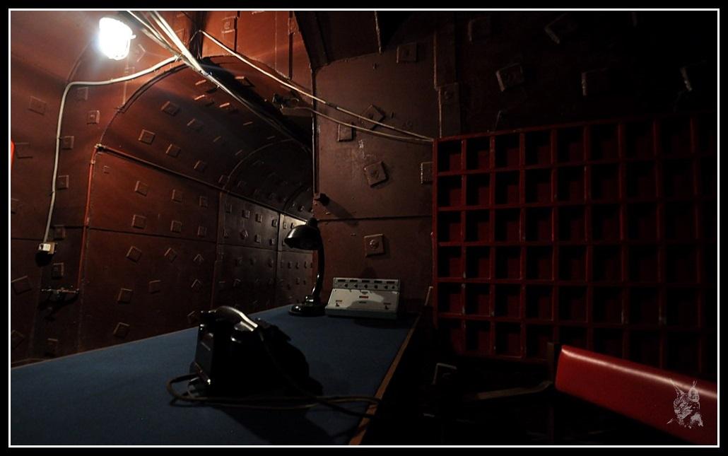 Le bunker 42 - Moscou, Russie - Ancienne base nucléaire Soviétique - Бункер 42 москва
