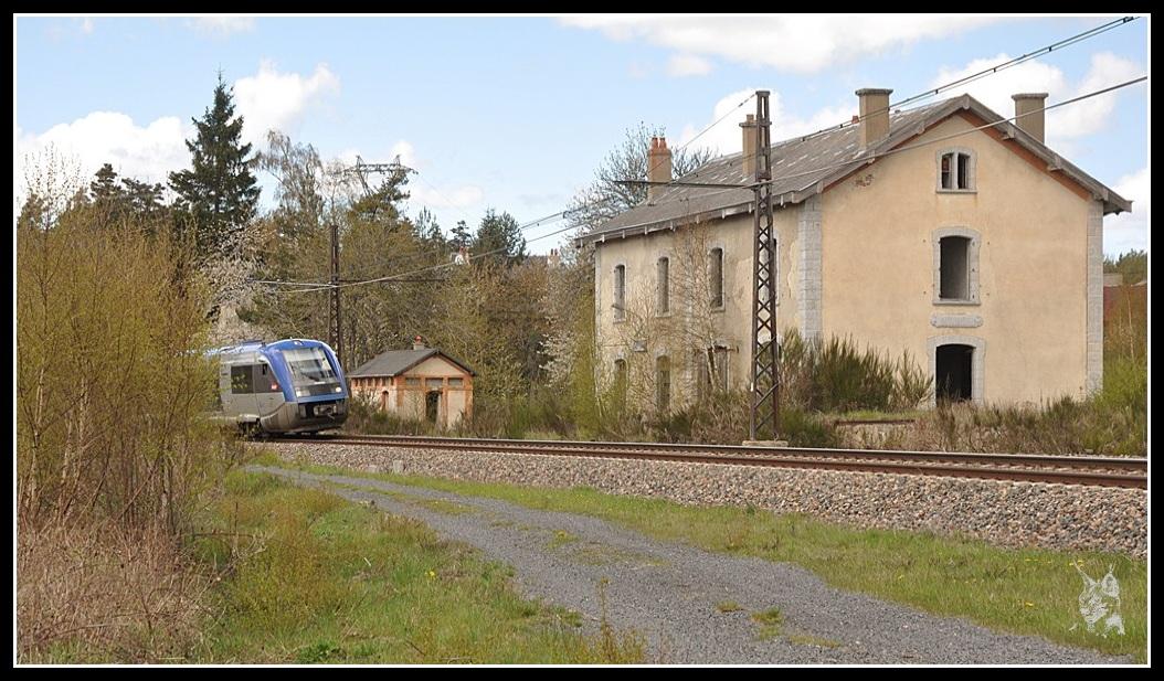 Ligne des Causses - L'Aubrac à Arcomie (2011)