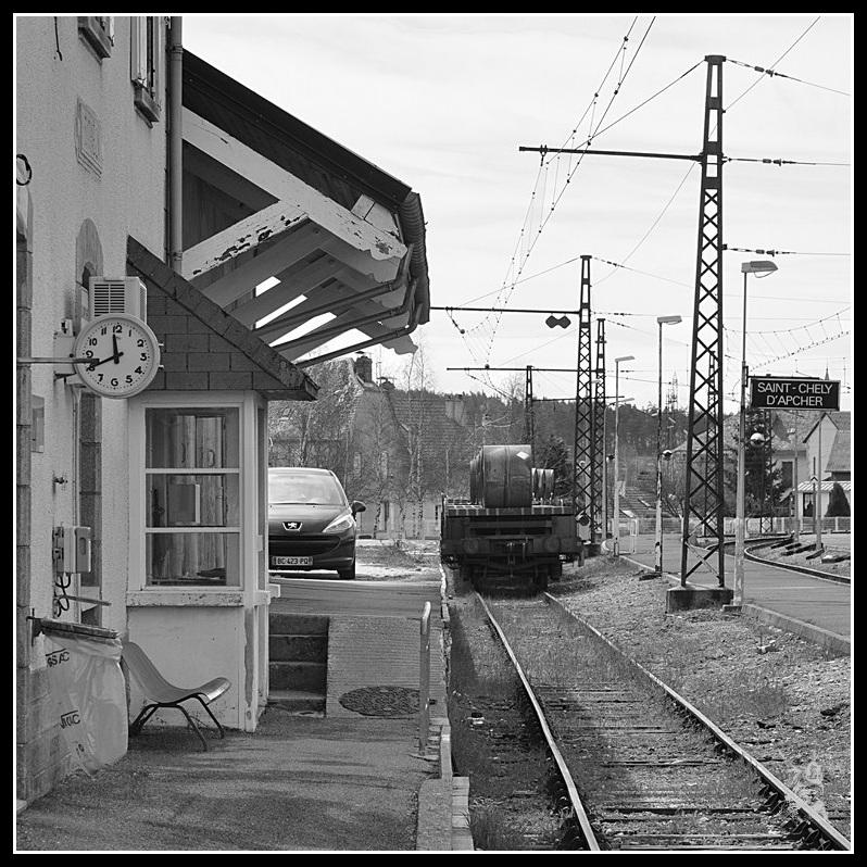 La ligne des Causses - Saint Chély d'Apcher & Coils