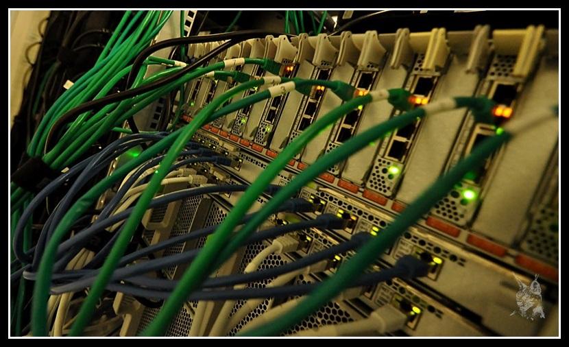 Serveurs internet et routeurs