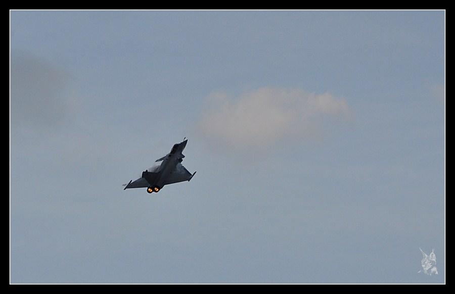 Meeting la Ferté Alais 2012 - Dassault Rafale A