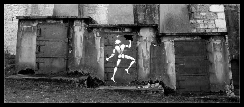Graf' ombre blanche - Fort de la Bastille, Grenoble
