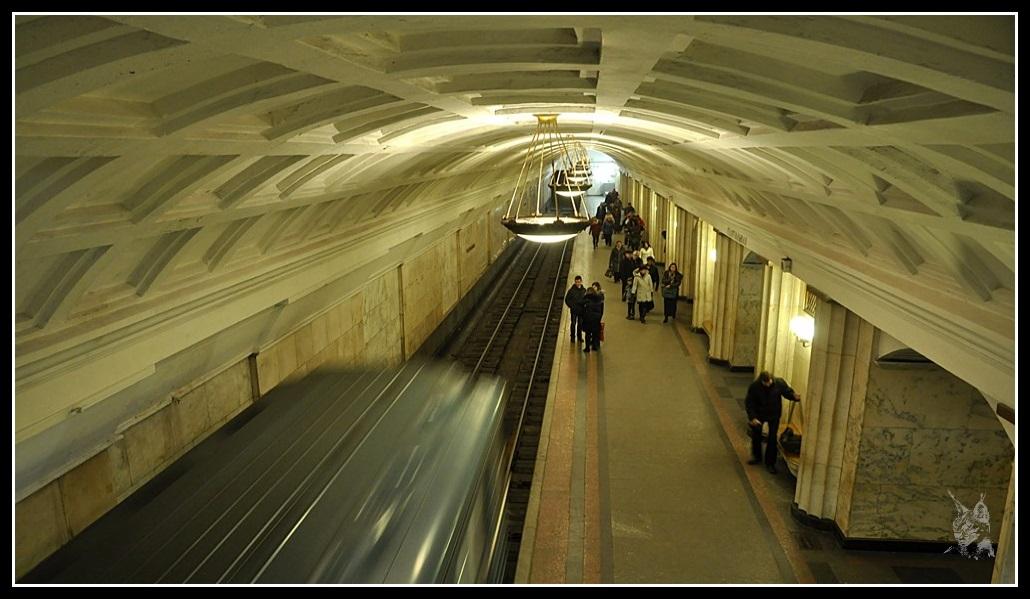 Métro de Moscou, Art Stalinien - Москва метро