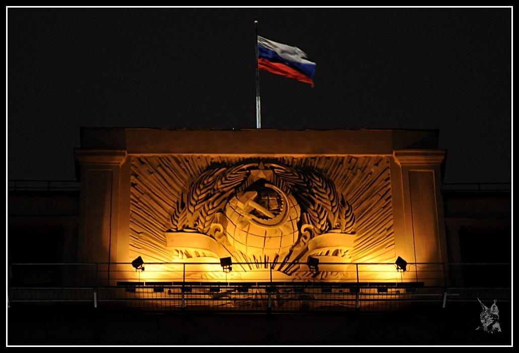 Moscou - Vestiges du communisme